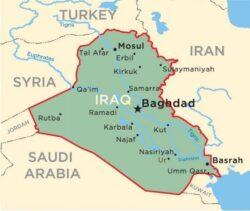 Iraq Clenches Its Fist