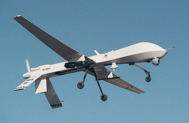 Where is my Predator drone?