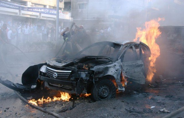 The Non-Punishable Terror of Car Bombs