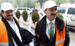 Injured Arab League Syria Observer Lauds Jews
