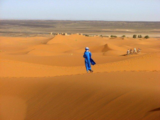A Muslim and a Jew in the Desert Meet a Muslim Brotherhood