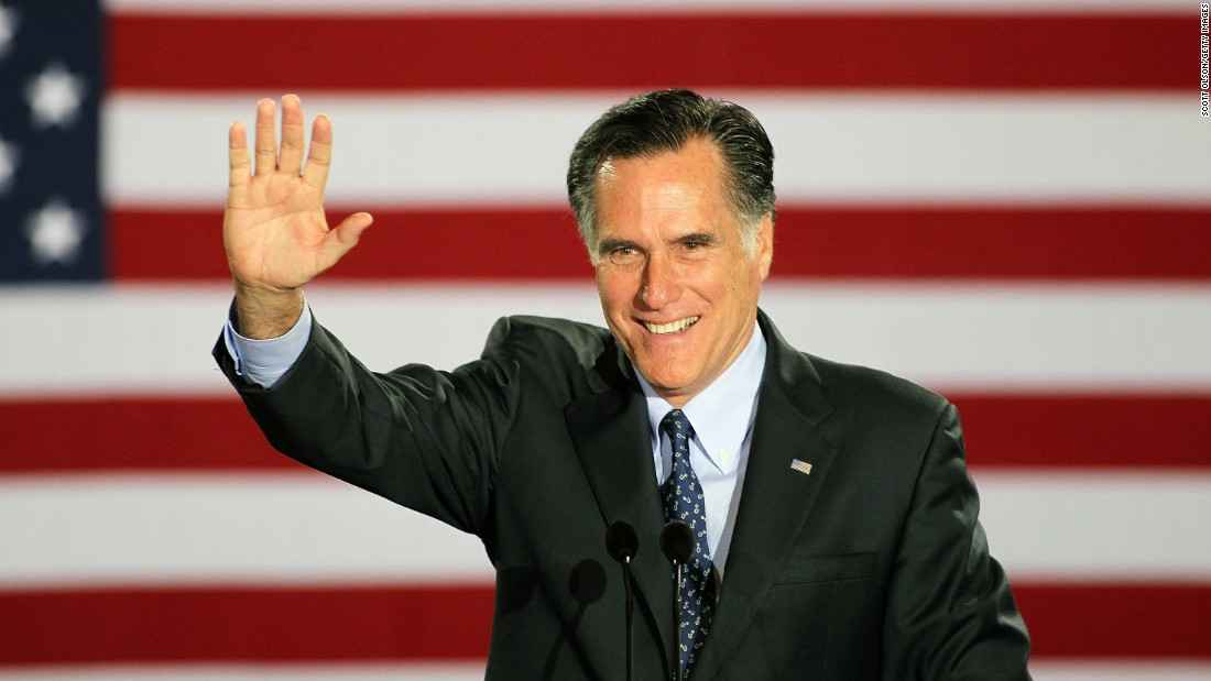 Arab Americans Must Vote for Romney