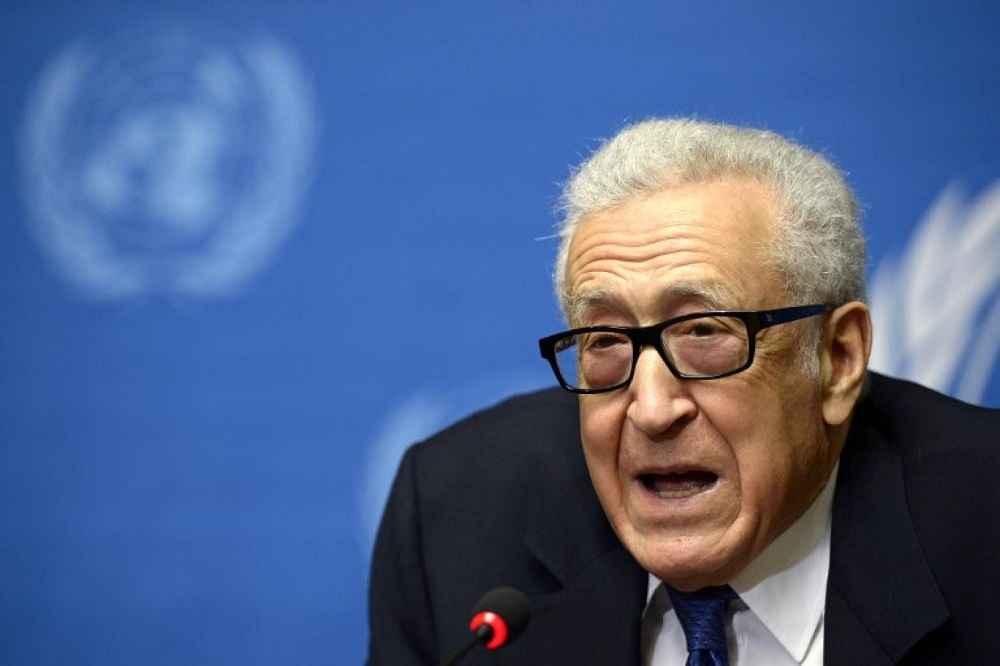 The Retirement Gift of Lakhdar Brahimi