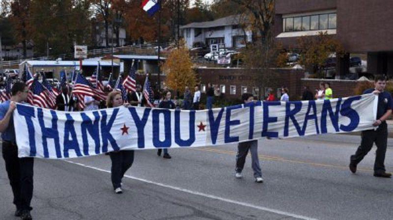 Honor the American Veterans of Wars