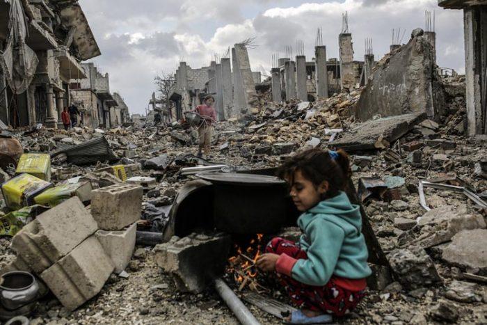 Syria Real War Will Start After Assad
