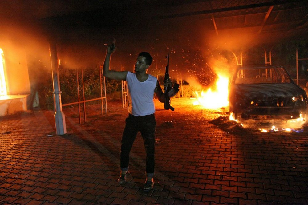 Was Obama Syria Policy Partially Responsible for the Benghazi Tragedy?