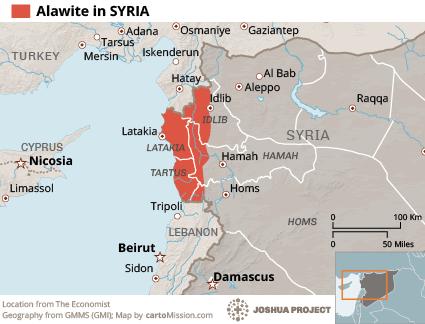 Alawites Fast Becoming Endangered Specie
