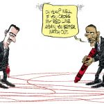 Obama Should Draw Two Red Lines in Syria