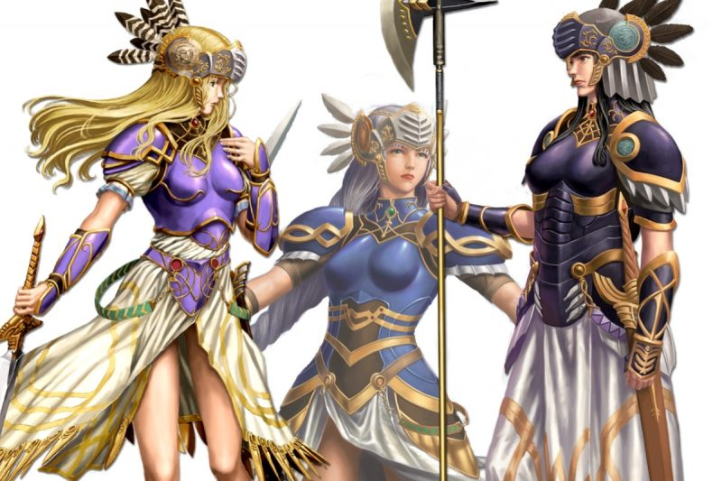 The Funeral Pyre of the Three Valkyries; the Real Obama Doctrine