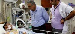 Israeli Humanity Meets Arab Reality