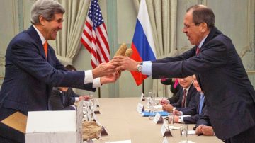 Whom Have Kerry and Lavrov Forgotten to Invite to Dinner?