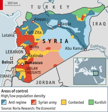As Yugoslavia Went So Will Syria