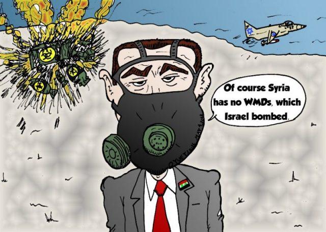 How Israeli Drumbeat is Saving Syrians