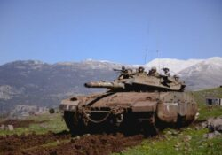 Israel's Next Front Syria