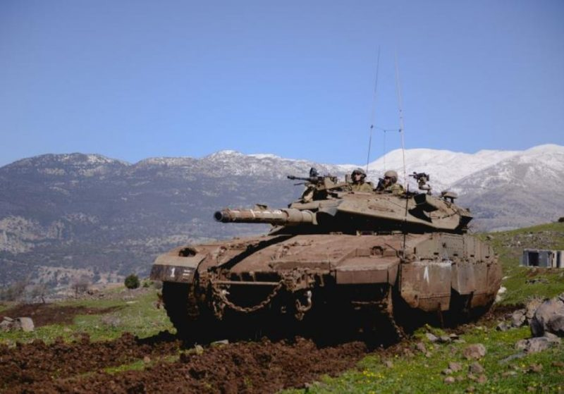 Israel's Next Front: Syria