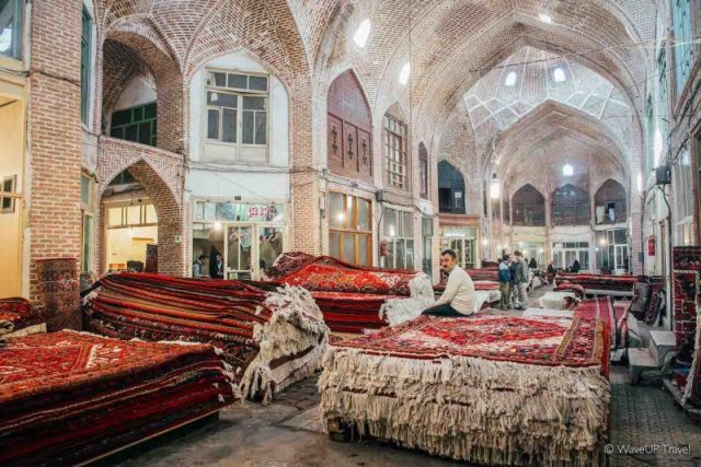 Ketchup in a Carpet Bazaar Do not Go Well Together
