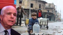 Senator McCain met with rebels in Syria: spokesman