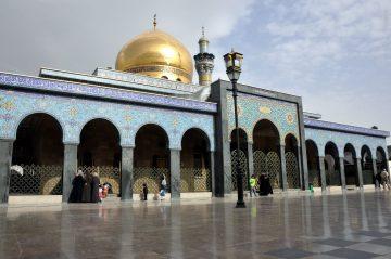 Hands-off Sayeda Zainab Shrine