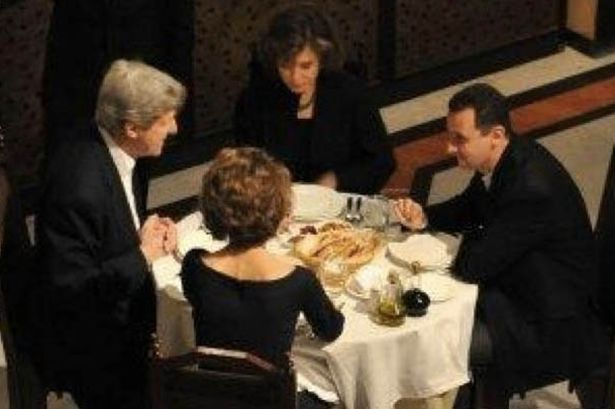 Secretary Kerry Willing to Start a War to Look Like a Peacemaker