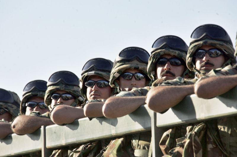 Stop Complaining, Form a Professional Arab Army