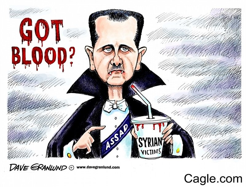 The True Lesser of Two Evils Between Assad and the Islamists
