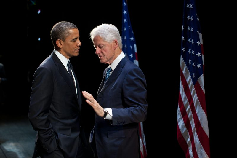 Who is the Real President? Barack or Bill?