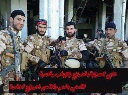 6000 Sunni Jihadists vs. Armed-to-the-Teeth 500,000 Pro-Iranian Terrorists