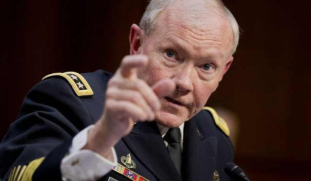Gen. Dempsey grilled about U.S. policy in Syria