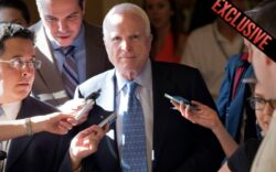 John McCain on His Meeting With Obama, Middle East Tour, and Syria