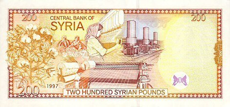 Plunging currency adds to Syria's gloom