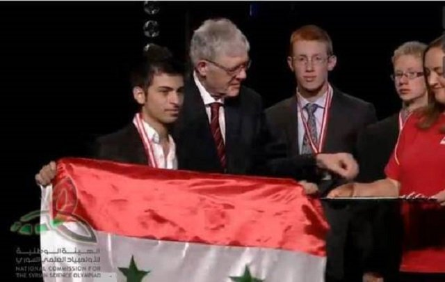 Syrian Winners at the International Physics Olympiads