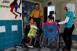 Across Forbidden Border, Doctors in Israel Quietly Tend to Syria's Wounded