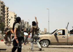 Christians take brunt of Syria roadside attack