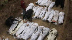 Deter the madness of Assad