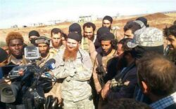 Syria: Foreign jihadists behind the rebel capture of Aleppo airport