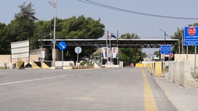 Jordan Asks for Assistance in Securing Syrian Border