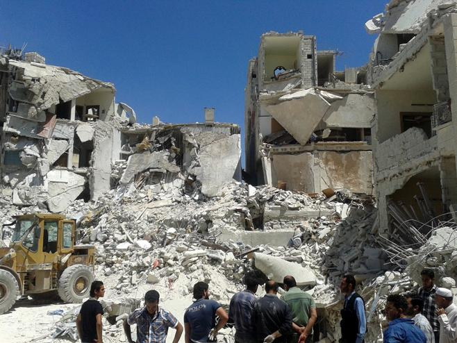 Syria: Ballistic Missiles Killing Civilians, Many Children