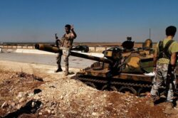 Syria Rebels Strike Assad's Alawite Heartland