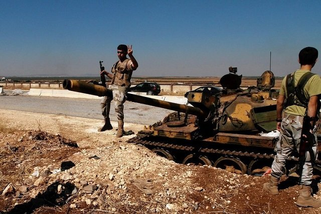 Syria Rebels Strike Assad's Alawite Heartland