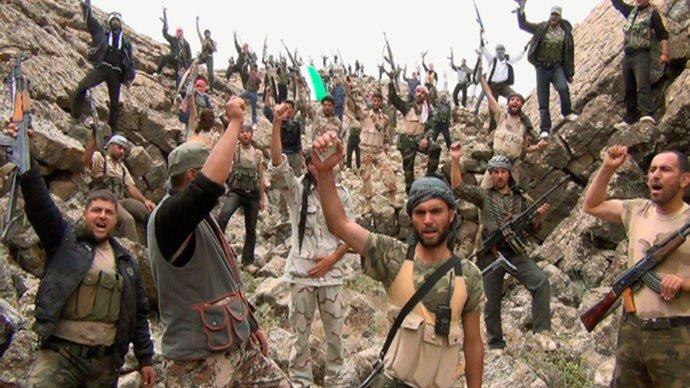 Syria Rebels Strike Assad's Alawite Stronghold