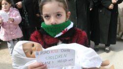 Syria crisis Bashar al-Assad's use of rockets amounts to war crimes