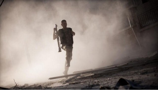 Syria rebels captured a major air base