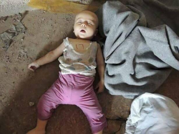 Syria's Gas Attack on Civilization