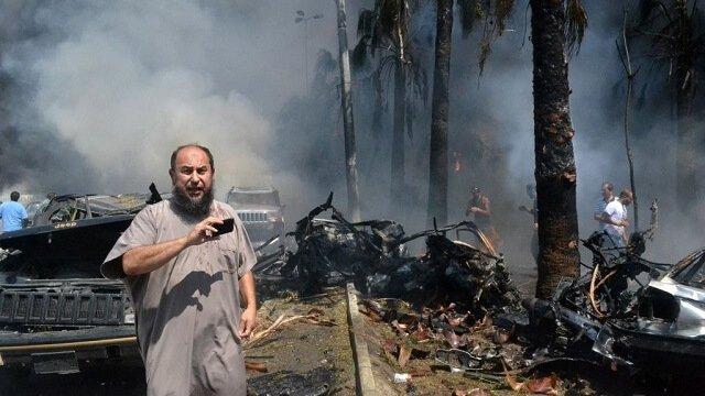 Twin blasts kill 27 in Lebanese city of Tripoli