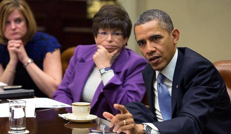 Valerie Jarrett: A Super Secretary of State