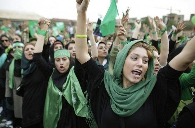 Let's talk Iran
