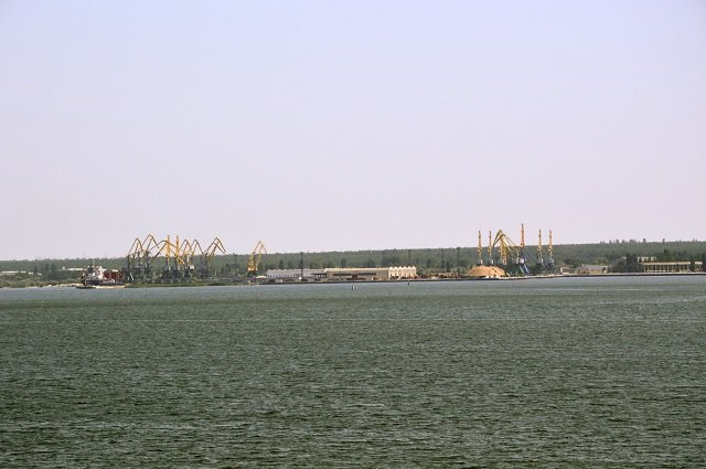 Ukrainian port eyed as analysts seek Syria's arms source