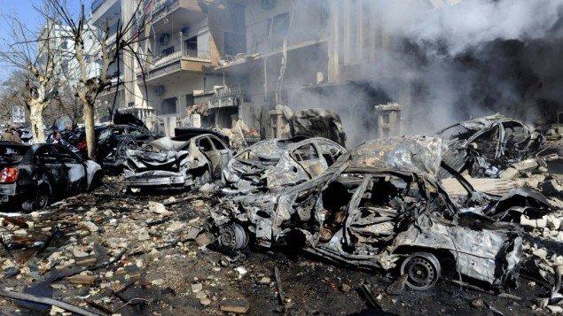 Bomber Tied to Al Qaeda Kills Dozens in Syrian City