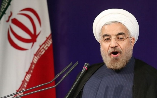 If Hassan Rouhani was John Boehner
