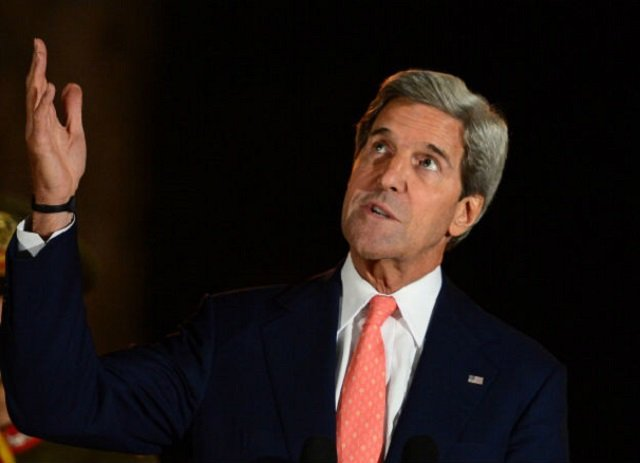 Kerry and Top State Dept Officials Split Over Syria Talks